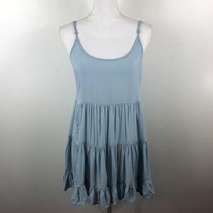 Brandy Melville Blue Jada Dress OS